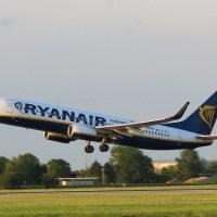 Ryanair EI-EFO Boeing 737-8AS(WL) #BLQ