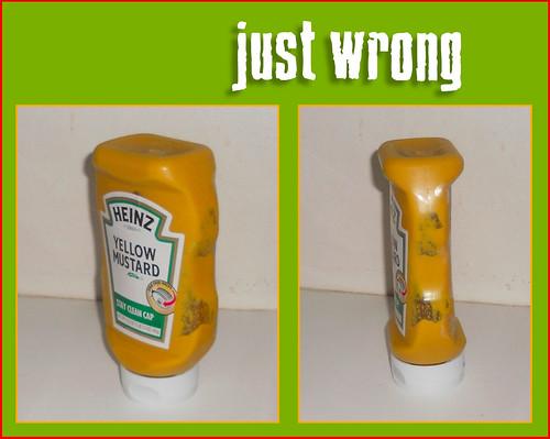 Wrong Mustard