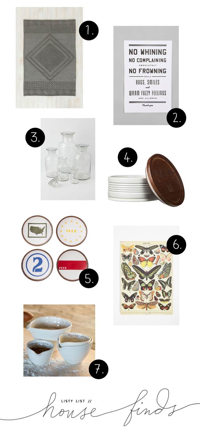 ListyList // HouseFinds