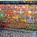 Grafitti Wall Chalk