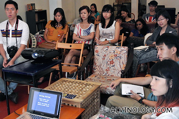 Youth.SG Campus Spy Mentorship Program 2012