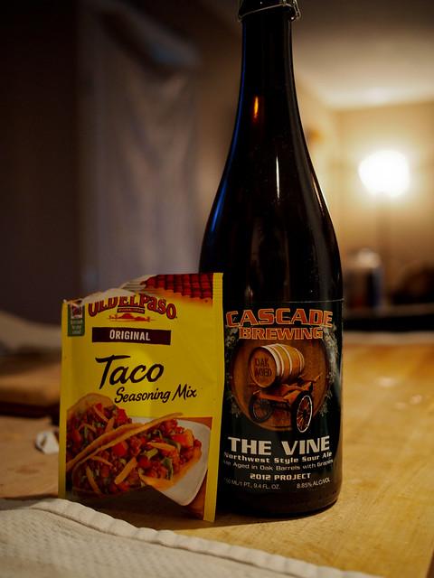 Cascade - The Vine 2012
