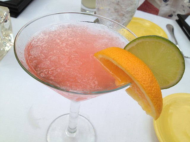 Ginger martini - The Tropicale