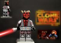 LEGO Star Wars : The Clone Wars - Darth Maul (Season 5 ...