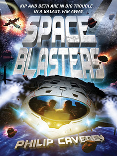 Philip Caveney, Space Blasters
