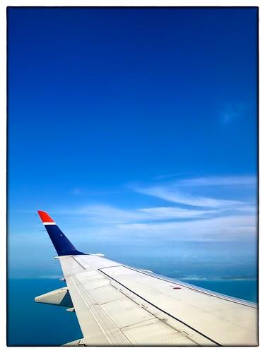 Approaching Key West
