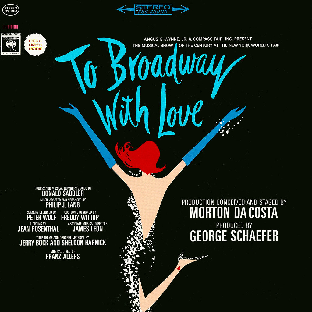 Philip J. Lang - To Broadway with Love