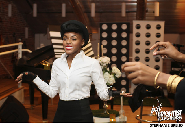 Janelle Monae Electric Lady Photos DC Brightest Young Things7