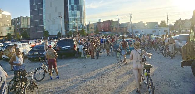 naturist 0125 Philly Naked Bike Ride, Philadelphia, PA USA