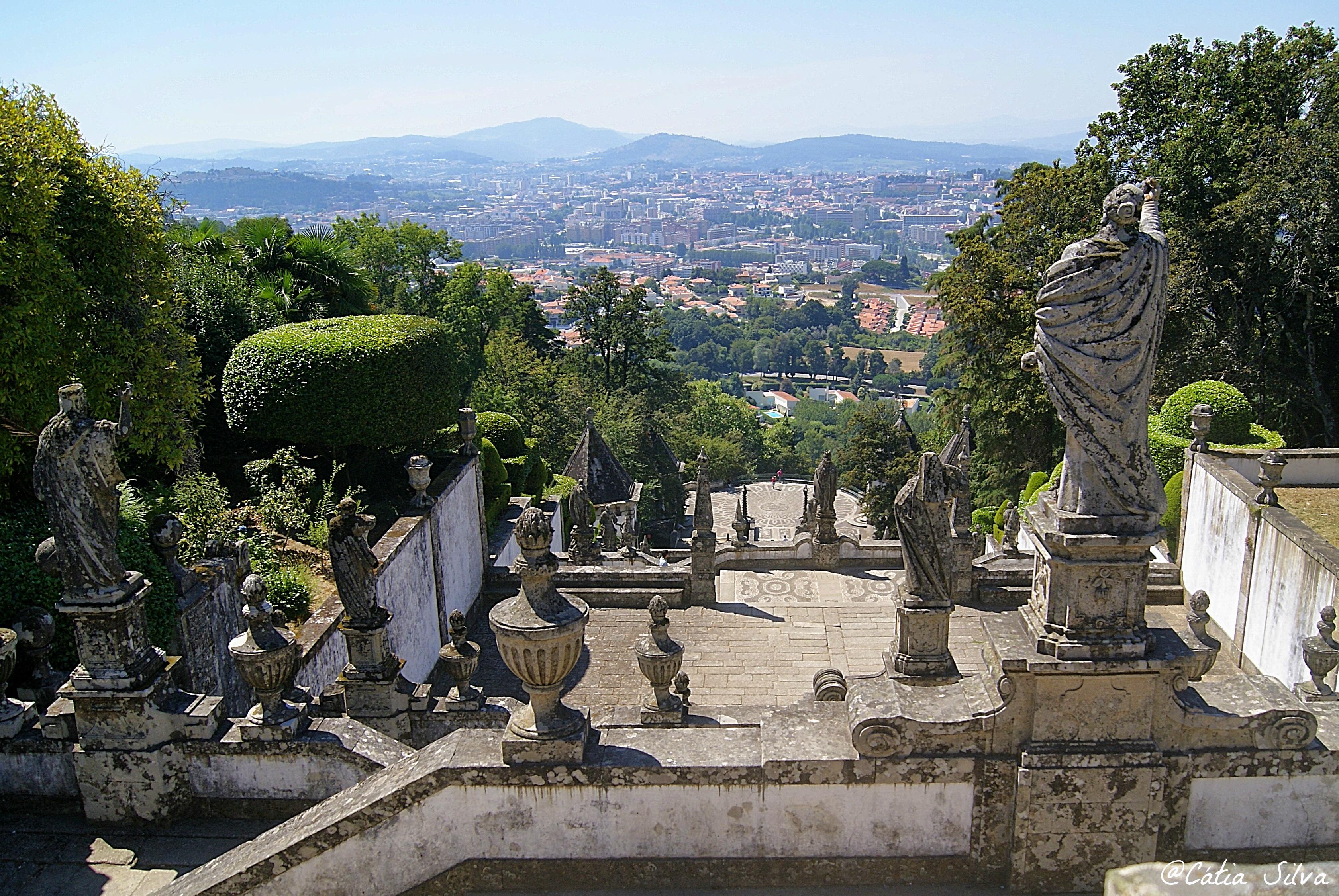 Santuário do Bom Jesus do Monte - Braga - Portugal (13)