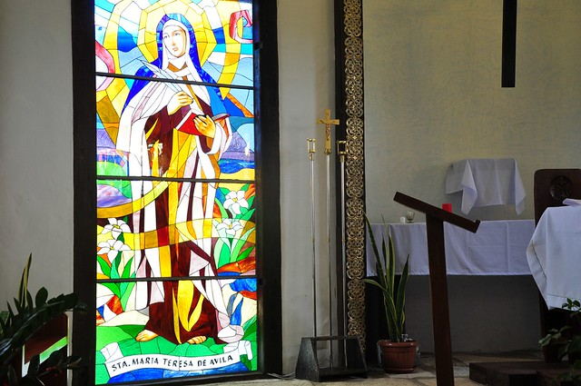 Sta. Maria Teresa de Avila Chapel