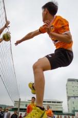 Volleyball Dong Van, Ha Giang, 2015