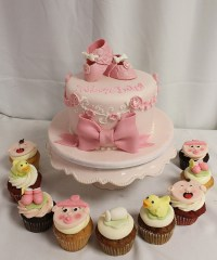 Baby Themed Cakes | Oakleaf Cakes Bake Shop