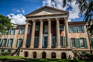 Randolph Hall - College of Charleston