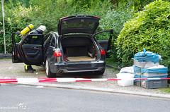Tödlicher Unfall mit Trockeneis Paulinenstr. 06.07.13