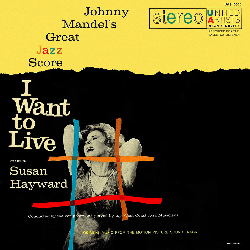 Johnny Mandel - I Want to Live!