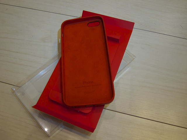 iPhone 5s and Case