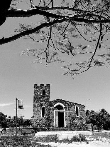 Igreja de Jericoacoara by Toni Benvenuti