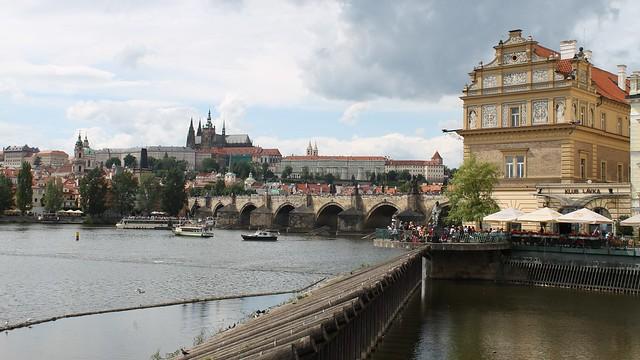 Karlův most and Hradčany