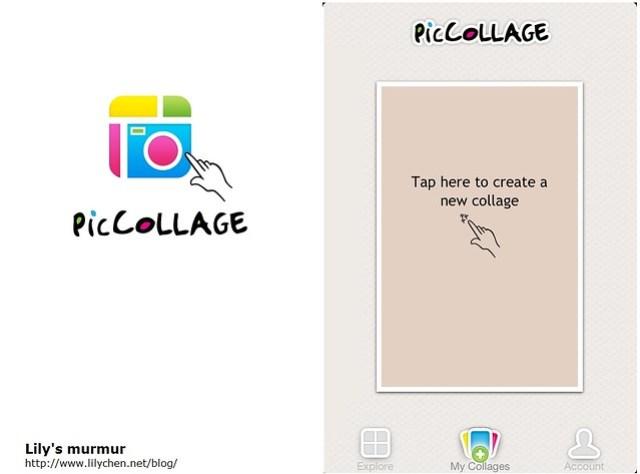 下載Pic Collage來編排照片,一次列印多張。