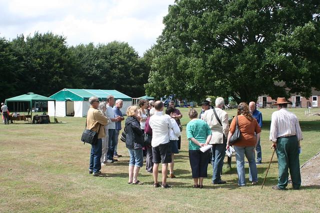 Rockbourne Archaeology Festival 2013