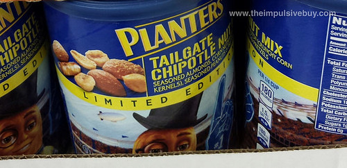 Planters Limited Edition Tailgate Chipotle Nuts Mix