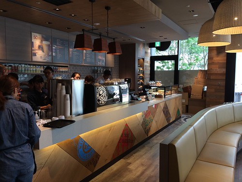 The Coffee Bean & Tea Leaf 日本橋一丁目店