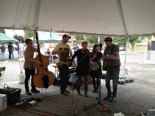 Band at Breakside