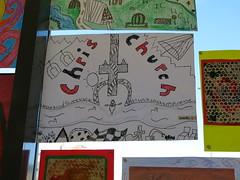 Kids' artwork