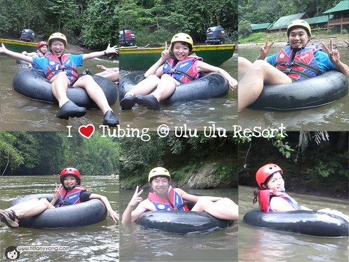 tubing at ulu ulu resort