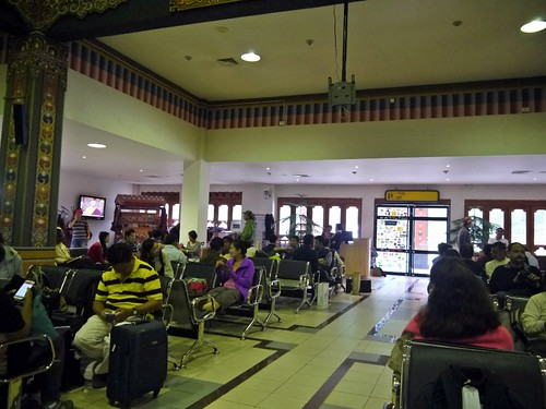 paro airport departure hall