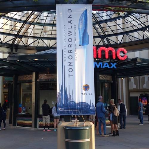 とうとう公開。IMAX上映してるんだな。