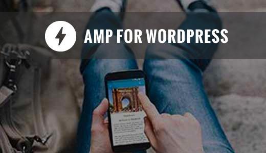 google amp cho wordpress