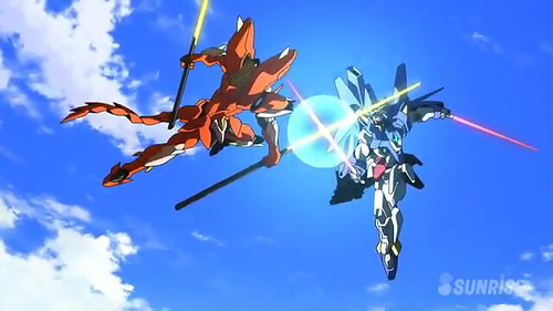 Gundam AGE 3 Episode 30 The Town Becomes A Battlefield Youtube Gundam PH 0043