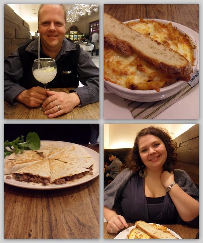 1st Anni Supper