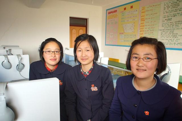 Rason Foreign Language School North Korea