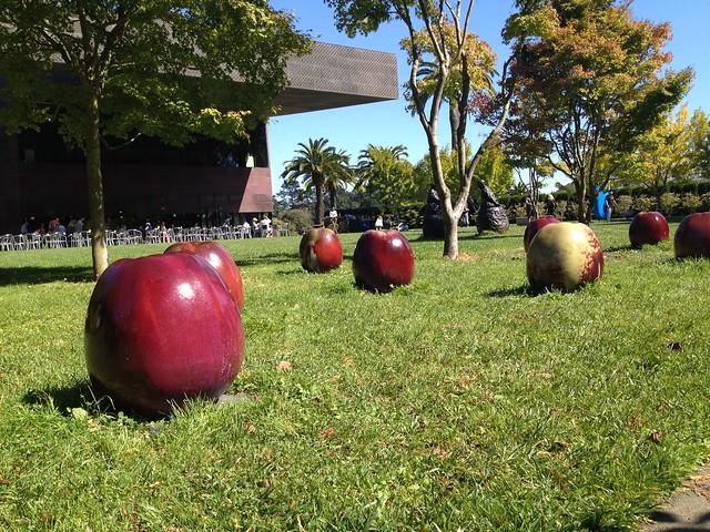 Apples by Gustav Kraitz