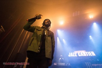 Post Malone + Jazz Cartier @ The Vogue Theatre - October 30th 2016