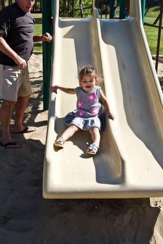conquering the slide