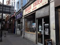Jaguar Shoes, Shoreditch