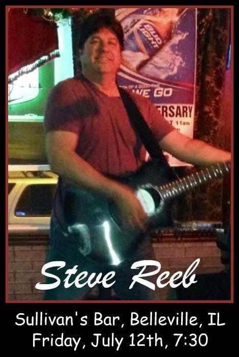 Steve Reeb 7-12-13