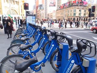 Bike Hire Melbourne