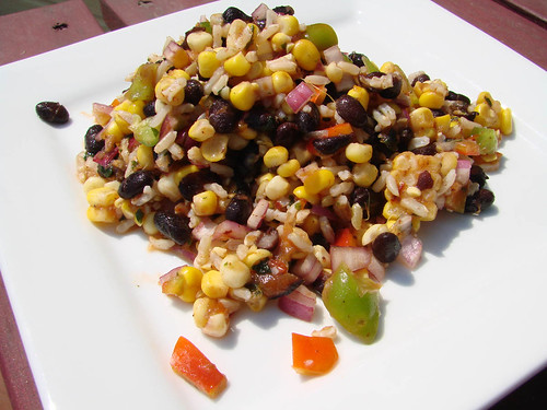 GrilledCornSaladFinished