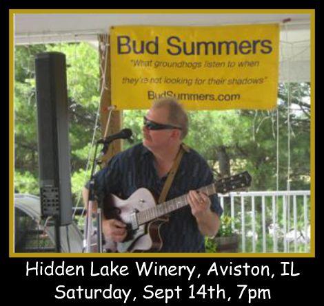 Bud Summers 9-14-13