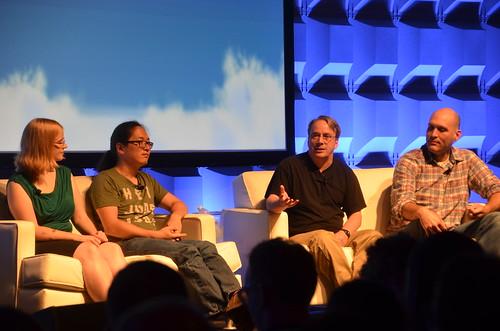 Ric Wheeler, Redhat - Sarah Sharp, Intel - Tejun Heo, Red Hat - Linus Torvalds, Linux Foundation - Greg Kroah-Hartman, Linux Foundation -