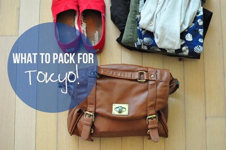 Tokyo Packing
