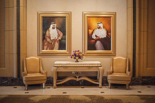 Emirates Palace Hotel, Abu Dhabi - Lobby IV.