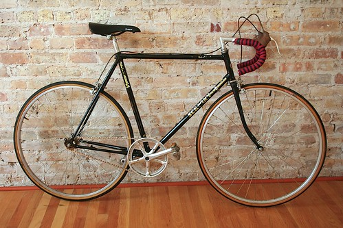 Schwinn World Sport Single Speed Conversion