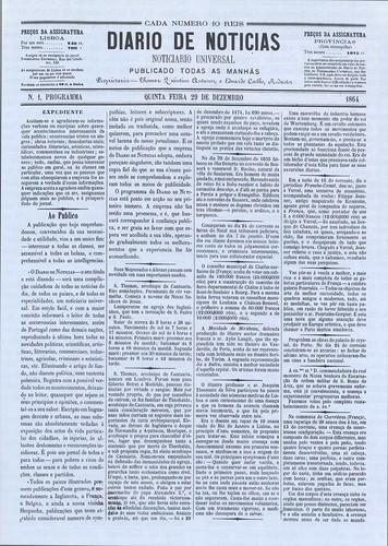 Diário de Notícias by lusografias