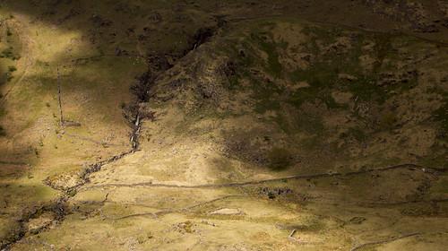 A Snowdonian Mountainside